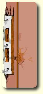 einbruchschutz fenster t ren fenstersicherungen t ren absichern. Black Bedroom Furniture Sets. Home Design Ideas