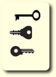 Briefkastenschlüssel