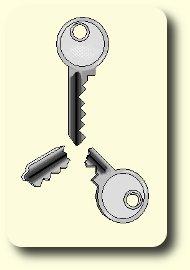 Ersatzschlüssel