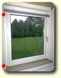 Fensteranschlag
