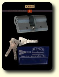 Geschützte Schlüssel