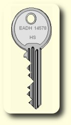 Hauptschlüssel, HS