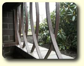 Kellerfenster Gitter