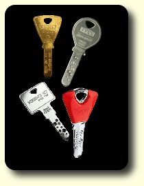 Keso Schlüsselreiden