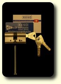 Keso - Ziehschutz