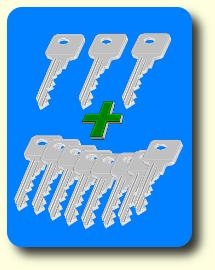 Mehrschlüssel