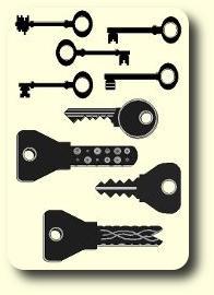 Schlüssel Typ