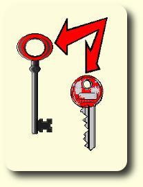 Schlüsselreide